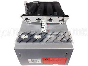 Skunk2 Pro Series Intake Manifold for Honda EP3/DC5 K20A K20A2 K20Z1 K24A1 Black