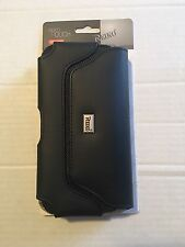 Cell Phone Case Pouch With Built-in belt clip HP127B-663507BK The Best