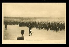 WW1 French Zouaves Photogravure Military TUCK #4309 PPC