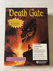 Death Gate*big Box Cd-rom Computer Role Playing Game