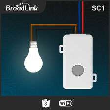 BroadLink SC1 Smart Home Wireless Light Switch Remote Control Via Phone 220V IS1