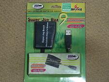 Conversor Adaptador de controlador original XBOX a PC USB! totalmente Nuevo! Super Joy Box 9