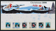 Great Britain 2412-7 in Folder MNH Twelve days of Christmas, Birds