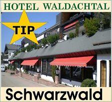 Schlemmer Reise, Urlaub im  Schwarzwald Hotel inkl. Verwöhn Halbpension