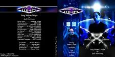 DOCTOR WHO FAN MADE STORIES JAMES K FLYNN 17 stories Dvd  ******RARE L@@k******