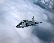 8X10 Photo Royal Air Force 100 Sqn Hawk soaring above clouds over Yorkshire. UK