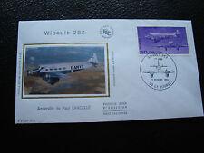FRANCE - enveloppe 1er jour 11/10/1986 (trimoteur wibault 283) (cy80) french