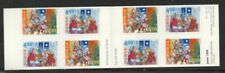 Norway Sc 1240-1 1999 Christmas stamp booklet mint NH