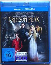 Crimson Peak   2016   Tom Hiddleston   Blu-ray