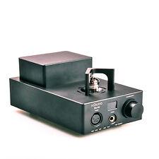 Xduoo TA-10 AK4490 XMOS USB DSD DAC 12AU7 Tube Headphone Amplifier AUX Input USB