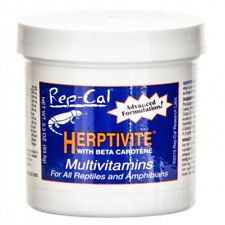 Rep Cal Herptivite Multivitamin Supplements for Reptiles 3.3 oz