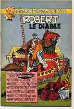Oncle Paul Robert le diable Collectif Ed. Dupuis 1954 EO TTBE