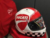 Casco integrale Proud Arai DUCATI size XXL - Helmet Arai Ducati offer