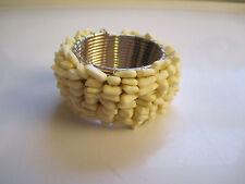 Vintage 4 Napkin Rings Set 60/70's