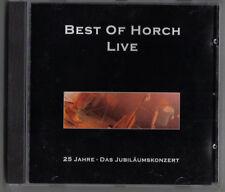 Horch - Best Of Horch Live (25 Jahre - Das Jubiläumskonzert) / ZweiTon 2005 - Se