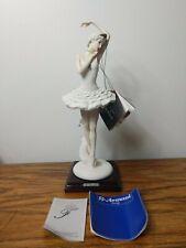 "In Original Packaging! Giuseppe Armani 13"" Ballerina ""Little Dancer"" Figurine"