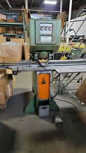 Strippit Punch Press w/tooling