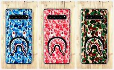 Bape camouflage  Silicone/Gel/Rub case for Samsung Galaxy All Models