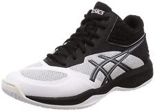 ASICS Volleyball Shoes NETBURNER BALLISTIC FF MT 1051A003 White US11(28.5cm)