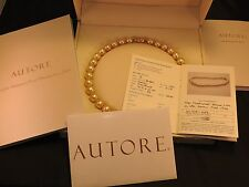Australia AUTORE Strand South Sea Pearls