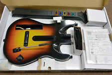 Excellent Used Nintendo Wii Guitar Hero World Tour Wireless Guitar Controller