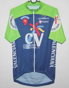 Comunidad Valenciana 2006 cycling team shirt jersey Size 3 Nalini