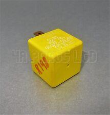 Kia Hyundai Multi-Use Yellow Relay 39160-23000 4-Pin HMC DECO 3916023000