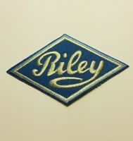 RILEY EMBROIDERED CLOTH BADGE