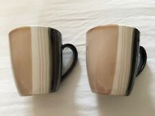Coffee Cup Brown Stoneware Dinnerware | eBay