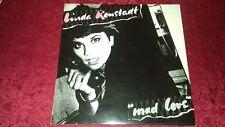 Linda Ronstadt - Mad Love [Asylum] (1980 UK LP Ex. Vinyl A1/B1)