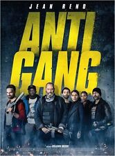 Affiche 120x160cm ANTIGANG 2015 Jean Reno, Caterina Murino, Alban Lenoir BE