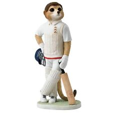 Country Artists Magnificent Waiting To Bat Figurine Ornament CA04523