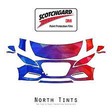 PreCut 3M Scotchgard Clear Bra Protection for Hyundai Sonata Hybrid 2016-2017