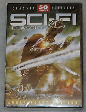 Sci-Fi Classics 50 Wissenschaft Fiction Filme DVD Box-Set Hercules Kong Blood