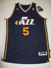 Devin Harris Utah Jazz Navy Blue Men's XL Adidas Swingman Jersey
