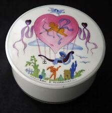 VILLEROY & BOCH Les Ballon Jean Mercier Cupid Trinket Box
