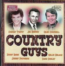 COUNTRY GUYS Various Artists CD