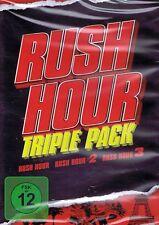 DVD-BOX - Rush Hour - Triple Pack - Rush Hour / Rush Hour 2 / Rush Hour 3