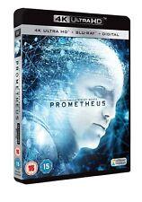 Prometheus (4K Ultra HD + Blu-ray) [UHD]