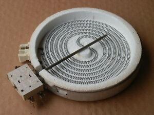 Used Hygena APL1711 Ceramic Hob 6.5 Inch Element Ring Heater 1200 watt.