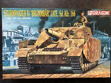 DRAGON 1/35 German Sturmpanzer IV 'Brummbär' Sd. Kfz.166 Late #6026
