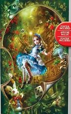 Jigsaw Puzzle Entertainment Alice in Wonderland 1000 pieces NEW collector's tin