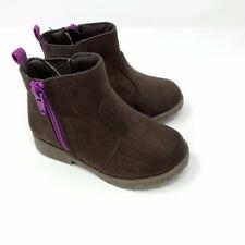 NEW Vampirina Girls Ankle Boot Shoes Shiny Black Sparkle Sole