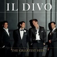 IL DIVO - THE GREATEST HITS (DELUXE)  2 CD  31 TRACKS  POP  BEST OF  NEU