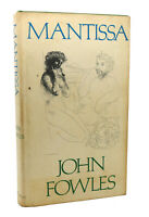 John Fowles MANTISSA  Book Club Edition 1st Printing