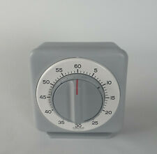 Junghans Industrie-Kurzzeitmesser 310/4260 mit Anschlag Laboruhr Kurzzeitwecker