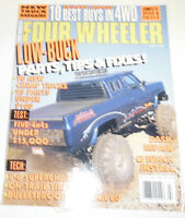 Four Wheeler Magazine Low-Buck Parts, Tips & Fixes July 1995 080714R