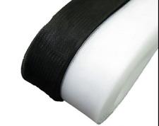 2~10cm width Stiff flexible Horsehair Braid millinery crinoline 50 Yards DIY