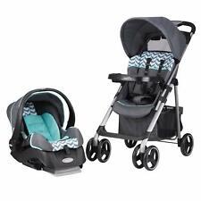 Stroller Infant Car Seat Set Baby Boy Girl Toddler Safety Travel System Folding