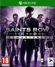 Saints Row The Third Remastered Xbox OneNO CD NO KEY [LEGGERE LA DESCRIZIONE]